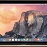 НОВЫЙ Apple MacBook Early 2015 MK4N2RuA (A1534) Intel Core M, Новосибирск