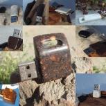 Продам оригинальные флеш карты USB 2 в камне ручной работы., Новосибирск