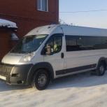 Микроавтобус вахтовка, Новосибирск