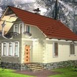 Строим красивые и недорогие коттеджи, Новосибирск