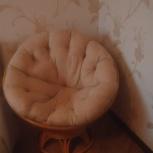 Продам кресло - качалку из ротанга. Производство Малайзия, Новосибирск