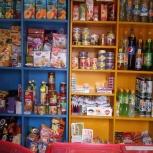 Магазин продуктов и пива в собственности, Новосибирск