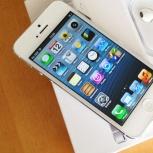 iPhone 5S 16Gb Silver, Новосибирск