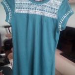 Платье-туника с вышивкой, Новосибирск