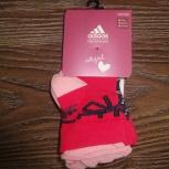 Новые носочки ADIDAS, размер 23-26, Новосибирск