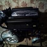 Продам коляску инвалидную электро армед новая fs111a, Новосибирск