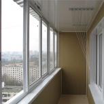 Остекление Балконов. Витражи. Двери ПВХ. AL, Новосибирск