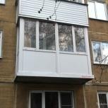 Пластиковые окна, балконы, лоджии, обшивка балконов, Новосибирск