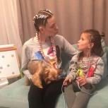 Косички девочкам от 3 лет, Новосибирск
