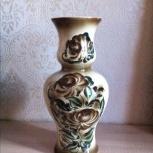 Ваза керамическая, Новосибирск