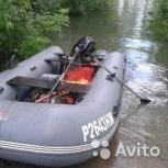 Продам лодку профмарин 400, Новосибирск