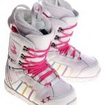 """Ботинки сноубордические 'Bonza"""" Air woman, Новосибирск"""