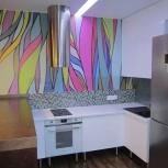 Кухонные гарнитуры, гардеробные, шкафы-купе, детская, в офис на заказ, Новосибирск