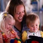 Занятия английским языком для мам с детьми, Новосибирск