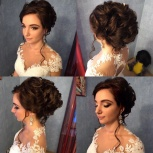 Свадебный стилист - визажист; прическа и макияж, Новосибирск