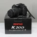 Зеркальный фотоаппарат Pentax K20D, Новосибирск