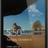 смартфон Microsoft Lumia 550(black), Новосибирск