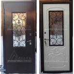 """Входные двери """"Грация"""" для загородного дома (коттеджа), Новосибирск"""