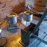 Продам оборудование для производства свинцовой пломбы, Новосибирск