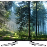 40'' (102см) Samsung UE40H6650 LED 3D Wi-Fi SMART 600Hz FHD DVB-T2, Новосибирск