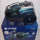 Продам пылесос с аквафильтром VITEK - VT1833G, б/у, Новосибирск