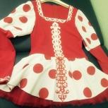 Продам костюм для выступления фигуристки девочки, Новосибирск
