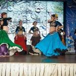 Занятия по танцам. Американский трайбл стиль, Новосибирск