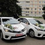 Автомобиль Toyota Corolla на свадьбу или вызов такси в Новосибирске, Новосибирск