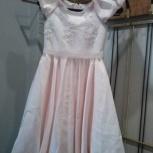 Нарядное платье для девочки рост 140-146, Новосибирск