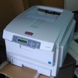 Принтер лазерный цветной oki c5950n, Новосибирск