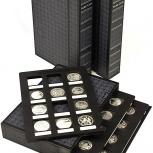 Бокс  - система для презентации и хранения монет в капсулах quadrum, Новосибирск