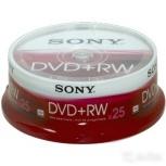 Продам DVD+RW Sony 4,7 Gb, Новосибирск