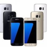 Телефон Samsung Galaxy S7 SM-G930FD 32Gb новые, Новосибирск