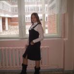 Продам сарафан школьный, Новосибирск