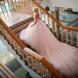 Роскошное свадебное платье, Новосибирск