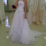Кружевное свадебное платье, Новосибирск