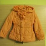 Куртка демисезонная для девочки, Новосибирск