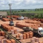 Кирпич 287-99-67 опт розница доставка самогрузом Rbhgbx, Новосибирск