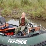Продам лодку, Новосибирск