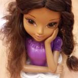"""Продам куклу - торс """"Moxie"""" для создания причесок, Новосибирск"""