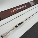 Продам major craft - спиннинг trapara 562xul тест 0,5-2, Новосибирск