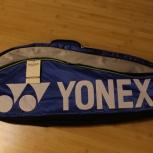 Продам сумку yonex на 6 ракеток, Новосибирск