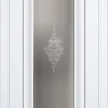 Межкомнатные двери с покрытием Экошпон, Юнилак (матовые, глянцевые), Новосибирск