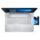 Новый ноутбук Asus N752VX-GC296T Intel Core i7-6700HQ X4, Новосибирск