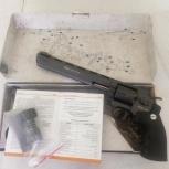 Пневматический пистолет Gletcher SW B8, Новосибирск