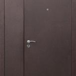 Дверь входная двустворчатая Йошкар металл/металл 1200*2050, Новосибирск