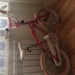 Продам велосипед для девочки, Новосибирск