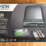 Сканер Epson v600, Новосибирск