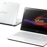 Ноутбук Sony Vaio SVF152C29V Intel Pentium 987 X2, Новосибирск