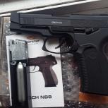 Продам пневматический пистолет Gletcher GRACH, Новосибирск
